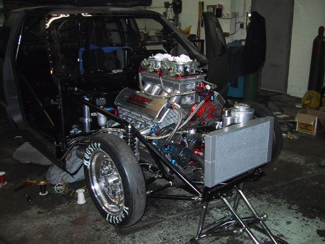 2001 S10 Pro Stock 171 Progas Engineering