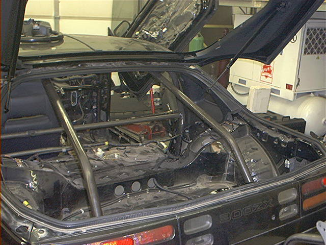 Nissan 300zx 4130 Cage 171 Progas Engineering