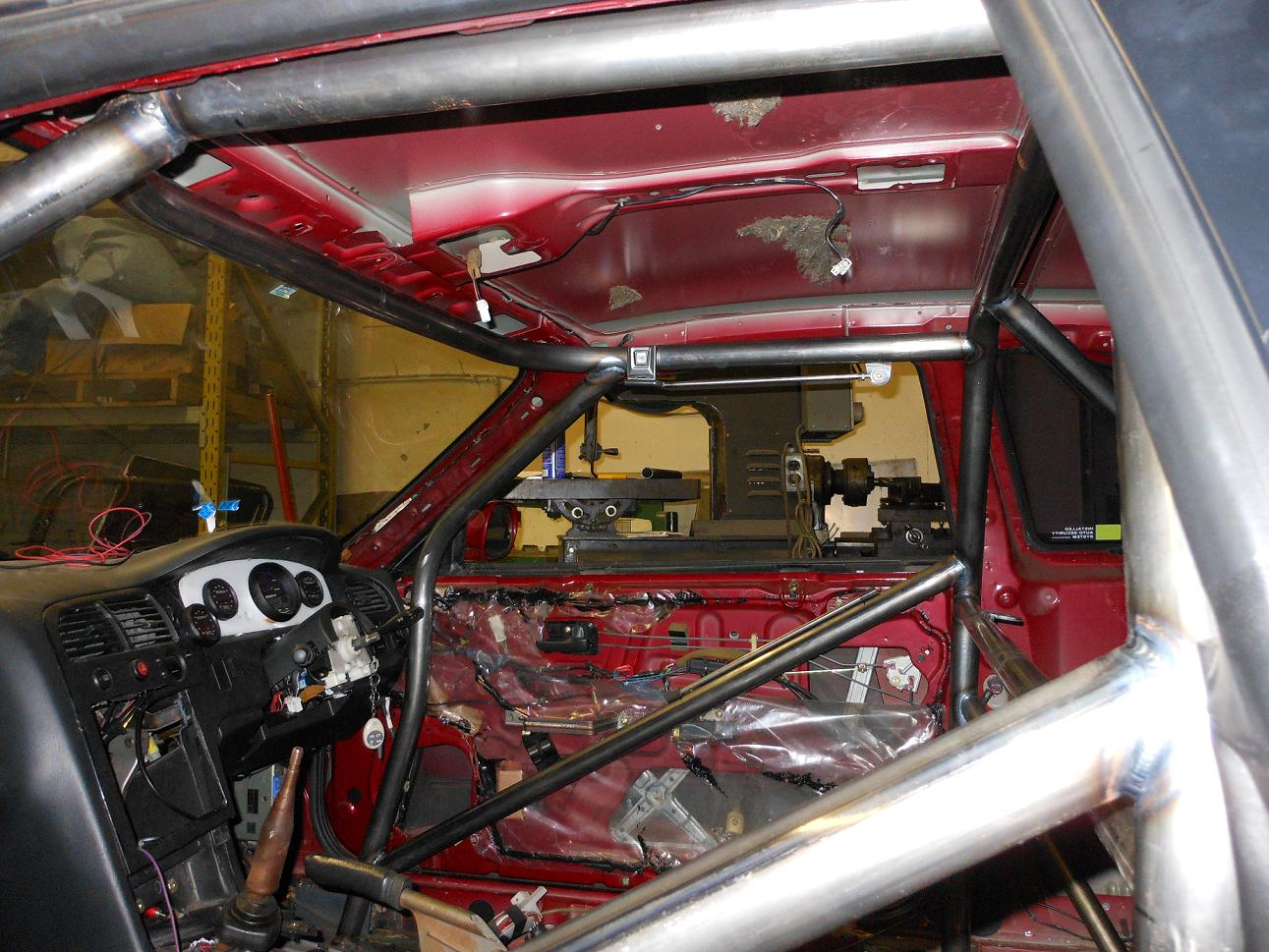Nissan Skyline 8 50 Roll Cage 171 Progas Engineering